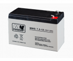 Akumulator MW Power MWS 7,2-12 12V - 7,2Ah