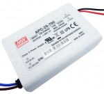 Zasilacz 11-36V 700mA 25,2W MEAN WELL APC-25-700