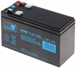 Akumulator MW Power AGM MWP 7,2-12L 12V 7,2Ah
