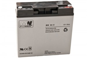 Akumulator MW Power MW 20-12 12V 20Ah