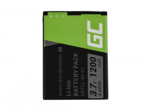 Bateria Green Cell BS-01 BS-02 myPhone 1075 Halo 2 BP72