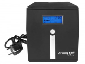 Zasilacz awaryjny UPS Micropower 1000VA Green Cell