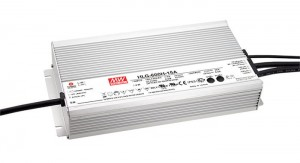 Zasilacz 24V 25A 600W Mean Well HLG-600H-24A