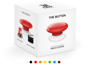 The button Fibaro