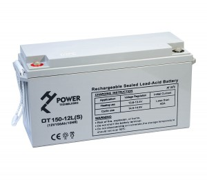 AKUMULATOR ŻELOWY GEL HT POWER OT150-12LS 12V 150AH M8