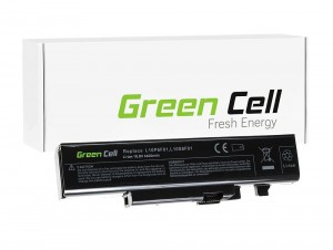 Bateria 10,8V 4400 mAh Green Cell LE62