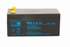 Akumulator MW Power MW 3,4-12 12V 3,4Ah