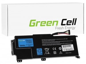 Bateria 14,8V 3900 mAh Green Cell DE100