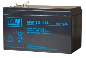 Akumulator MW Power MW 12-12L 12V 12Ah