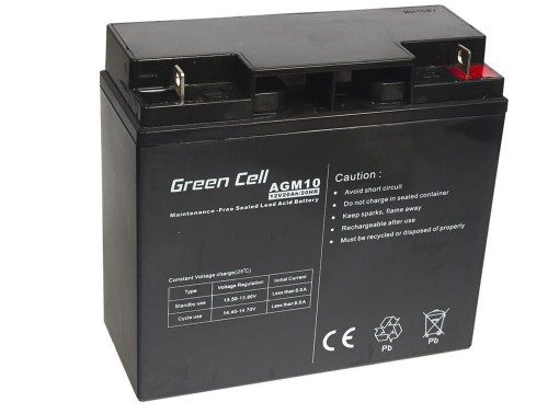 Akumulator Green Cell 12V 20Ah