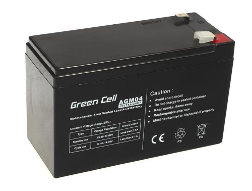 Akumulator Green Cell 12V 7Ah